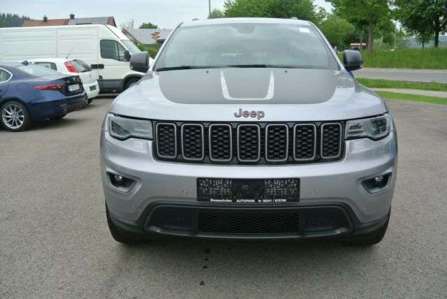 Jeep, Grand Cherokee, 3.0l V6 Trailhawk Autom.