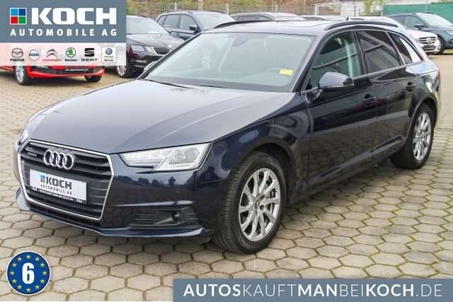 Audi, A4, 2.0 TDI Avant Basis Quattro XENON NAVI STANDHEI
