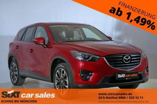 Mazda, CX-5, 2.0 SKYACTIV-G Nakama|LED|Sitzhzg|BOSE