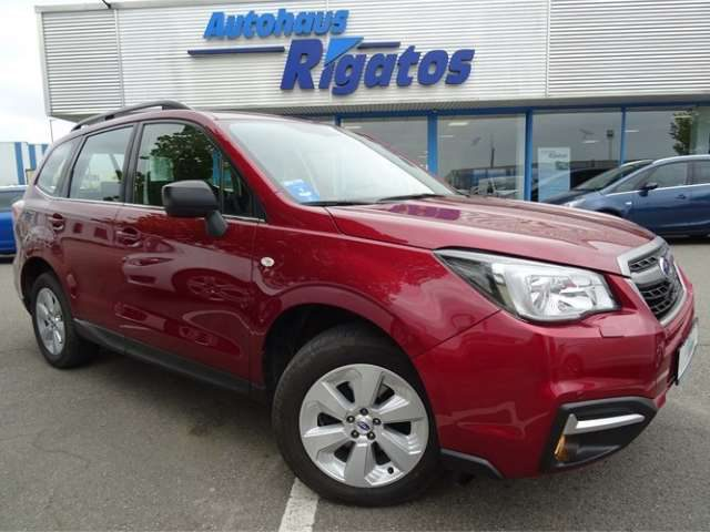 Forester, 2.0X Active Lineartronic Allrad AHK