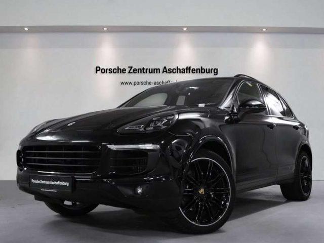 Cayenne, Diesel Platinum Edition Luftfd Standhz
