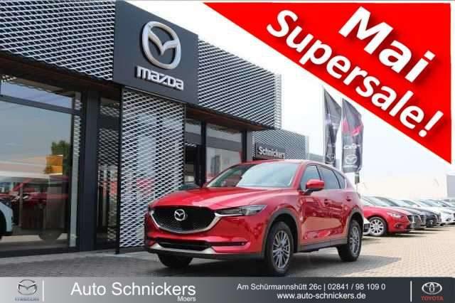 Mazda, CX-5, SKY-G SONDEREDITION+NAV+ACT-P+360°KAMERA