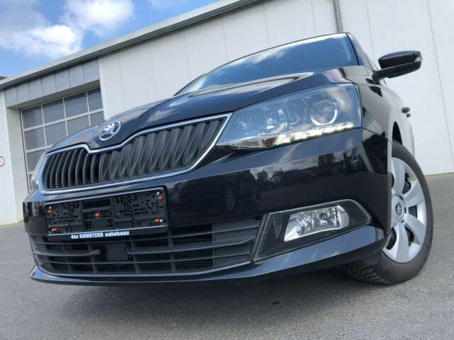 Fabia, Combi Ambition 1.0 TSI Shzg Tempomat PDC