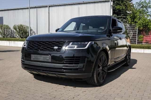 Range Rover, 5.0 V8 Kompressor Autobiography AHK