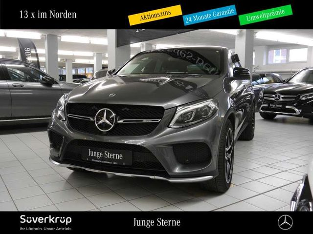 GLE 43 AMG, 4M Coupé AIRMATIC+AHK+STANDHZG+PANO