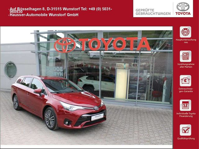 Avensis, Touring Sports 1.8 Automatik Edition-S*1.Hand*