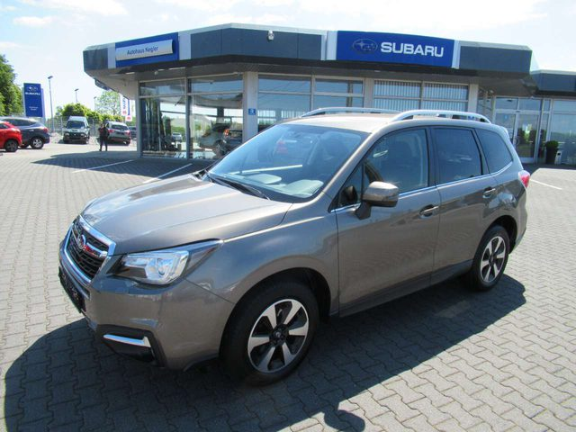 Forester, 2.0X Lineartronic