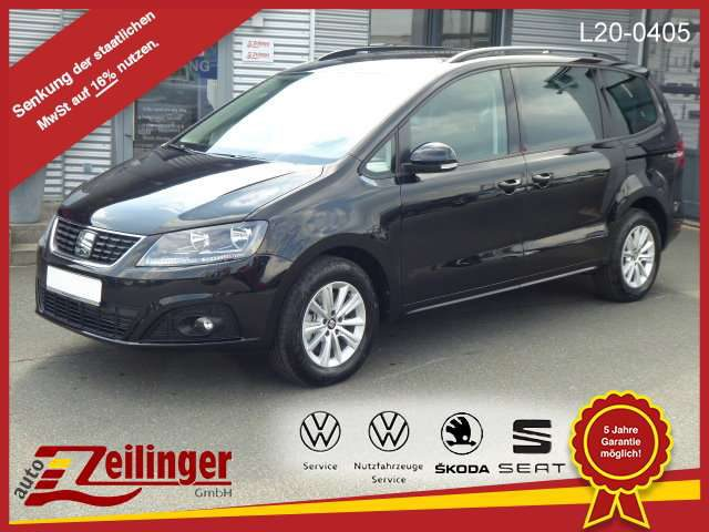 SEAT, Alhambra, Style TSI DSG +ACC+DAB+FULL LINK+ LIGHT ASSIST