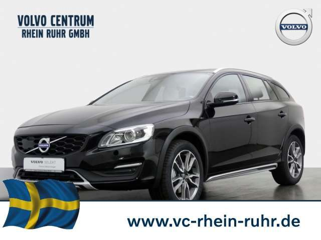 V60 Cross Country, Pro D3 - Xenon,Kamera,Schiebed,Navi,Sitzh,Beh.Fron