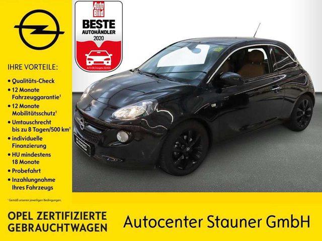 Opel, Adam, 1.4 120 JAHRE S/S 87PS*BRAUNES TEILLEDER*DAB+*SHZ*