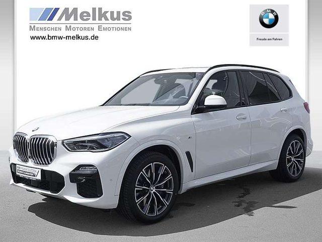 BMW, X5, xDrive30d M Sport - Head up - Standheizung - Harma