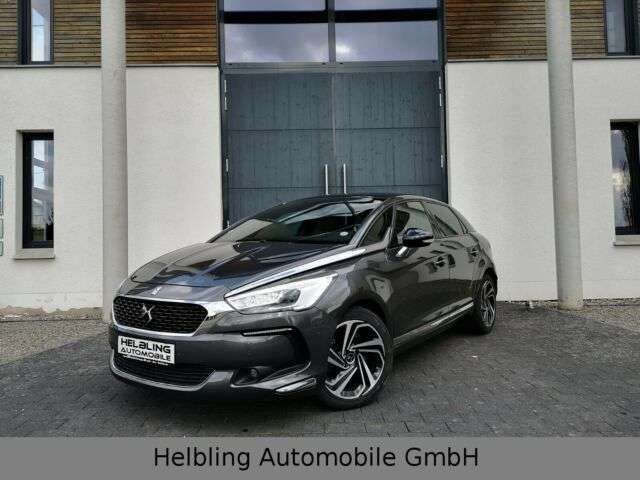DS5, HDI 180*Sport Chic*EAT6*Leder*Pano*Head-Up