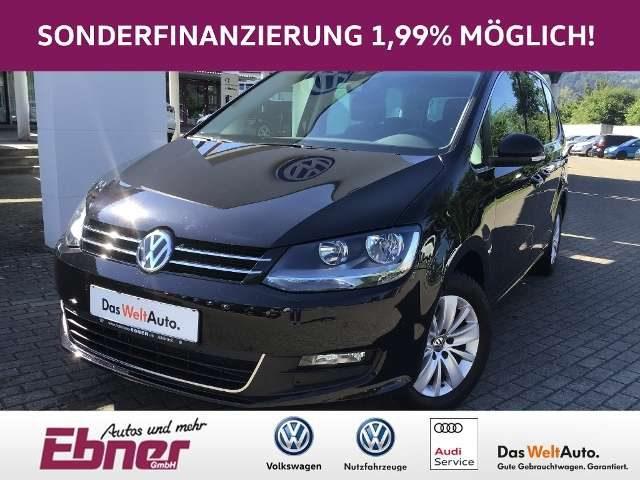 Volkswagen, Sharan, COMFORTLINE 1.4TSI DSG 7-SITZER,LEASING €245/MONA