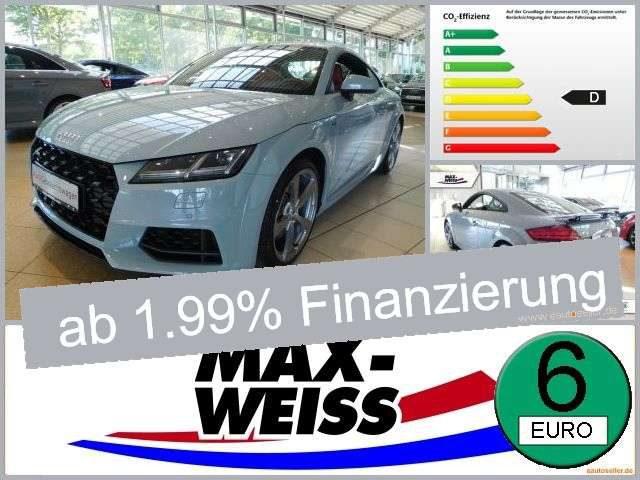 Audi, TT, Coupé 45 TFSI EU6d-TEMP quattro 20 Years O-LED*