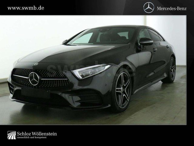 CLS 300, d Coupé AMG Night-P/MULTIBEAM/DAB/Standh