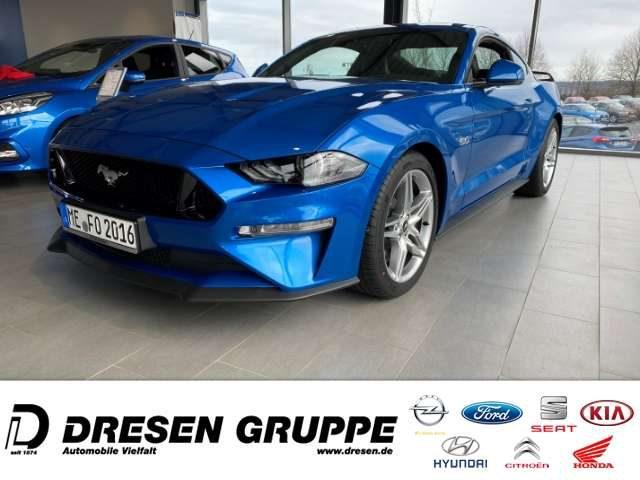 Mustang, GT 5.0 V8 Automatik+Navi+Kamera+Tempomat