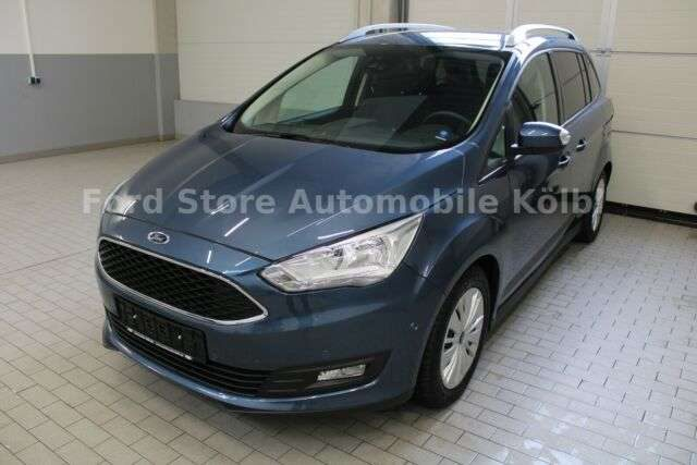 Ford, Grand C-Max, 1.0 EcoB. Cool&Connect, 7-SITZE/PDC
