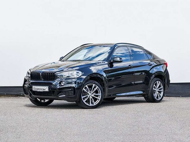 X6, xDrive30d M Sportpaket Head-Up Glasdach Standheizu