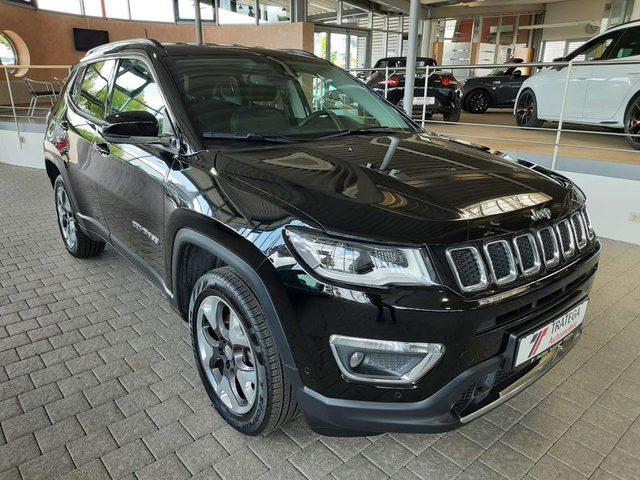 Jeep, Compass, Limited 2,0 Multijet 4WD Autom. Navi CAM