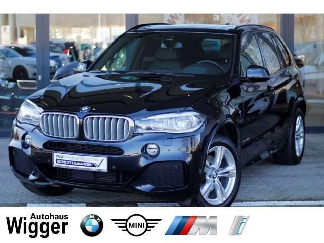 BMW, X5, xDrive40d M-Sportpaket/Leder/LED/Navi/StandHZ