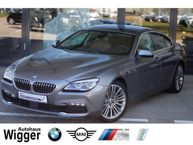 640, Gran Coupe d/Leder/LED/Navi/HUD/Rückfahrkam.