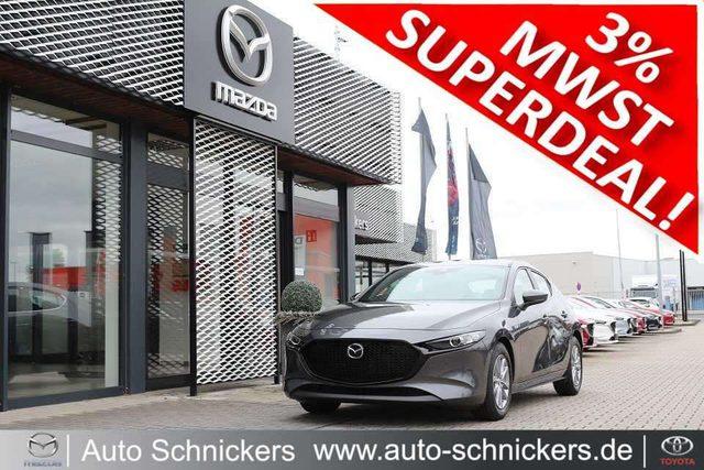 Mazda, 3, SKY-G 2.0 M Hybrid SELECTION+NAV+APPLE CARPLAY