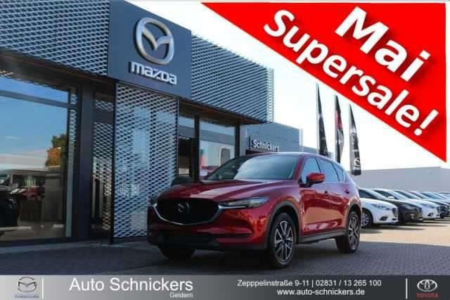 Mazda, CX-5, SKY-D SPORTS-LINE+LEDER+TEC-P+GSD+MAXIMUM