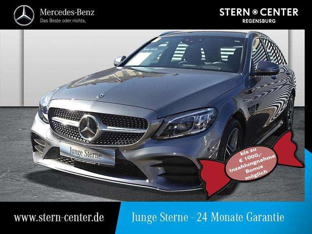 C 300, d 4MATIC T-Modell AMG+Comand+Distronic