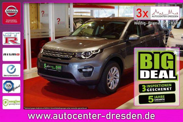 Discovery Sport, 2.0 TD4 SE Autom. Navi. Bi-Xenon