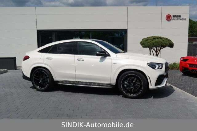 GLE 53 AMG, 4M+ Coupe -sofort-Pano-Widescr-voll.
