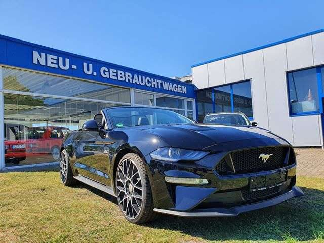 Mustang, Convertible 5.0 Ti-VCT V8 Aut. GT, LMF 21