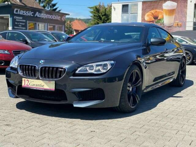 M6, Gran Coupe *Head-Up*Surround View*Carbon*B&O*