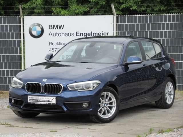 BMW, 116, i Advantage EU6d-T LED-Sch. Sitzh. LM PDC
