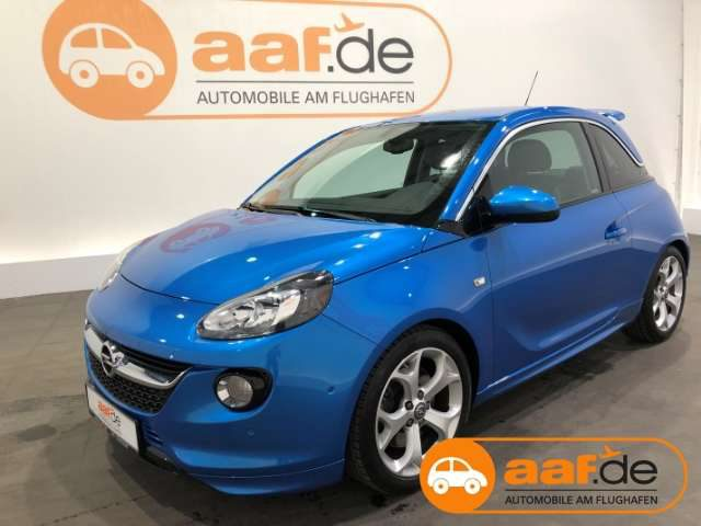 Opel, Adam, S 1.4 Turbo EURO 6 Klima PDC Sitzheizung