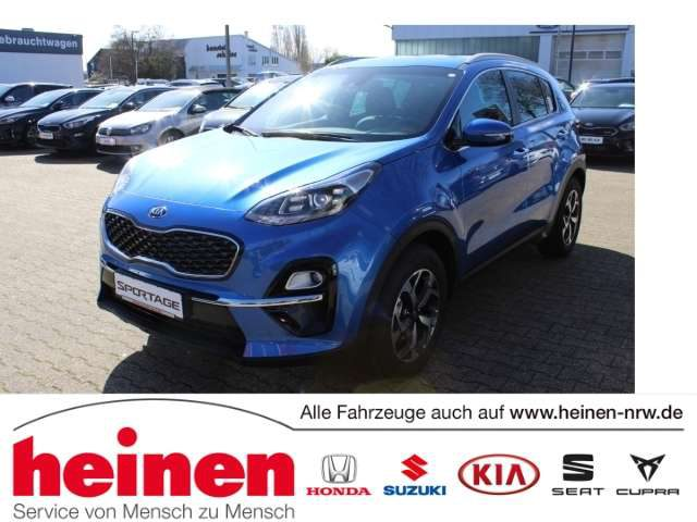 Sportage, DREAM TEAM 1.6 GDI PREMIUM+ NAVI LEDER