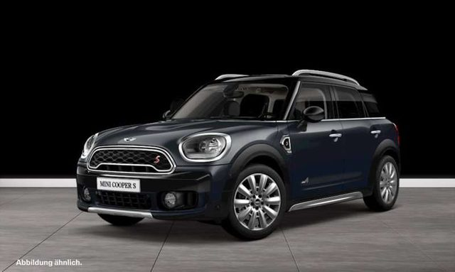 Cooper S Countryman, ALL4 Wired Chili Head-Up BT