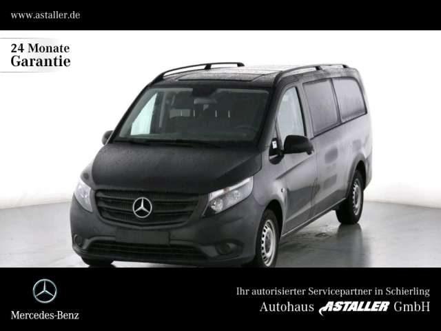 Mercedes-Benz, Vito, 114 BT XL Extralang Tourer Pro Navi+AHK+9S
