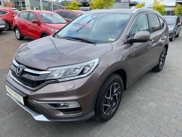 Honda, CR-V, Elegance 2WD|Rückfahrkamera