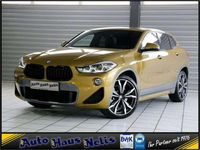 BMW, X2, 28i M-Sport Panorama Navi-Prof. Keyless RFKam Lenk