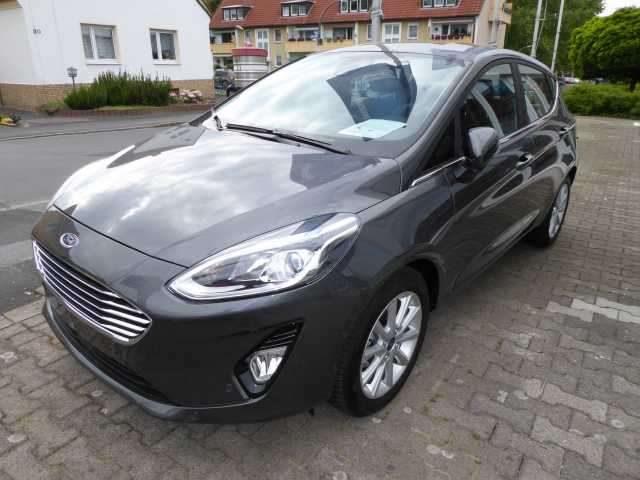 Ford, Fiesta, EcoBoost Titanium X (EURO 6d-TEMP)