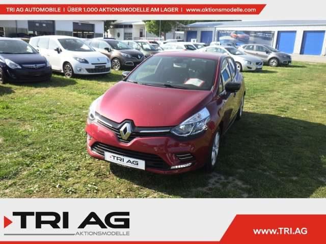 Renault, Clio, Limited Deluxe TCe 90 Navi Keyless Klimaautom. SHZ