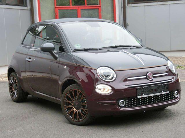 Fiat, 500C, 1.2 8V Collezione (Navigation, Tel, Klima, 16