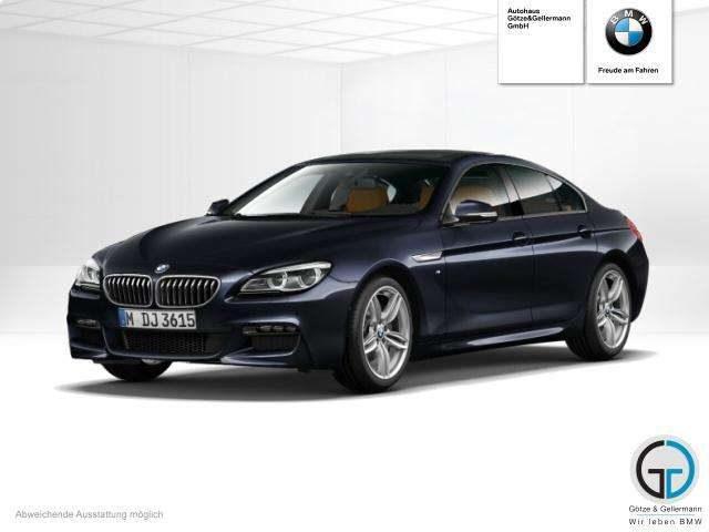 BMW, 640, d Gran Coupe //M Sportpaket AdaptiveDrive B&O