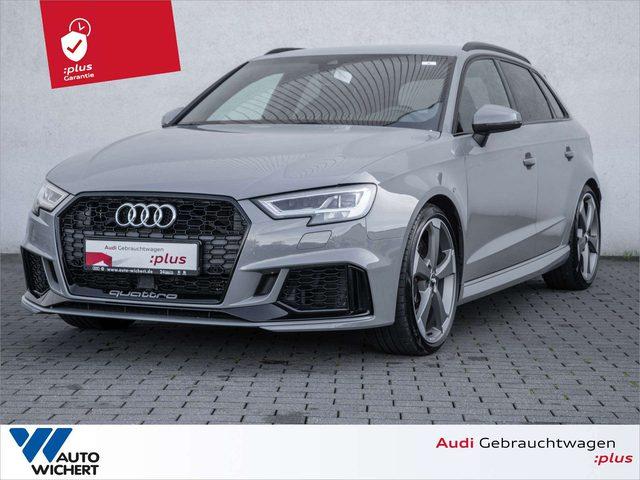 Audi, RS3, Sportback 2.5 TFSI quattro S tronic B&O/ LED