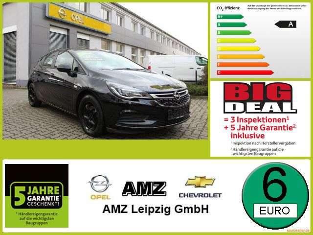 Opel, Astra, K 1.0 Edition Klima*SHZ*LRH*PDC*Temp*DAB