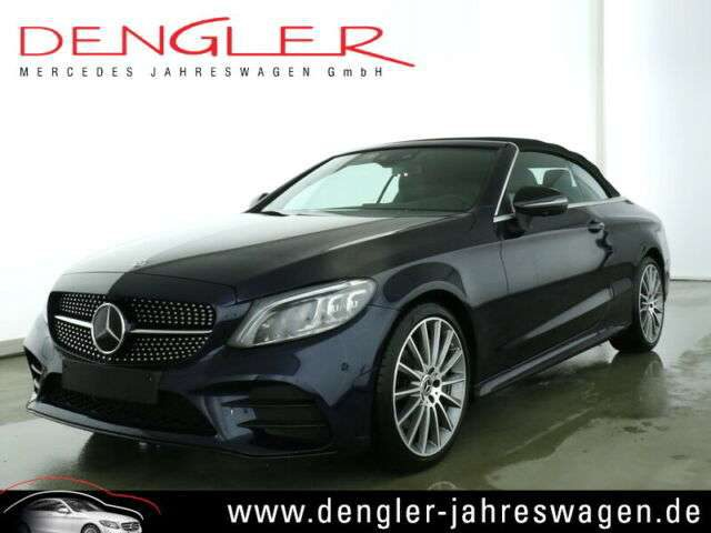C 400, 4M Cabrio 4xHIGH END*AHK*NIGHT AMG Line