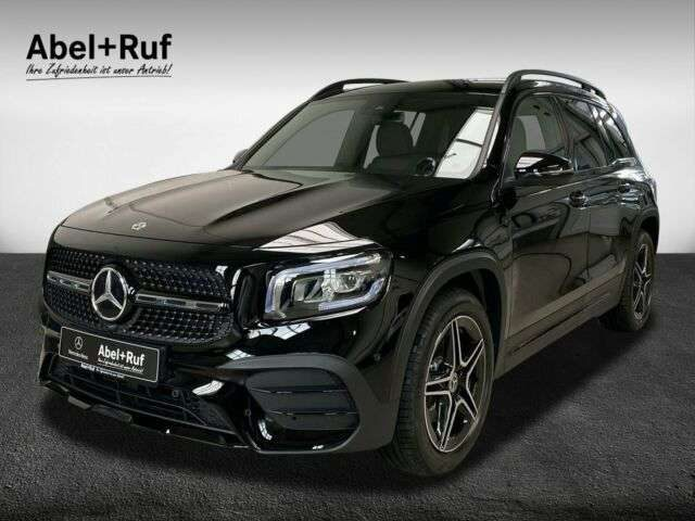 GLB 200, AMG+NIGHT+NAVI-PREMIUM+LED+AHK+RF.KAMERA
