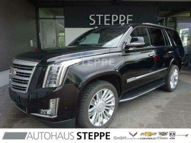 Cadillac, Escalade, 6.2 8Gg.AT Platinum EU-Mod.18 8-Sitzer