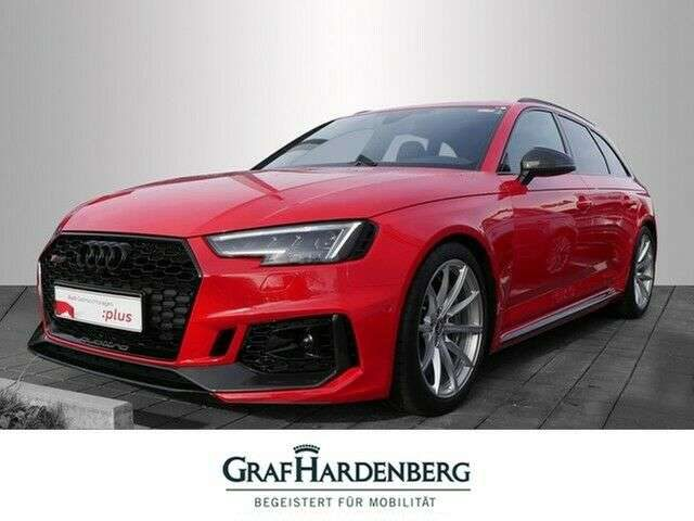 Audi, RS4, Avant FSI quattro tiptronic LED. Head-Up