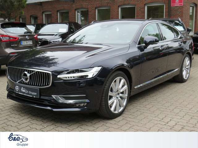 S90, D5 AWD Geartronic INSCRIPTION HEAD-UP | MASSAGE |